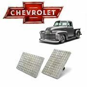 1935-59 Chevy Truck Brake And Clutch Pedal Kit Ideal Hot Rods Customs Street Rods