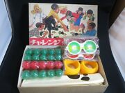New Old Stock Nintendo Challenge Ball 1970 Retro Game Made In Japan 3