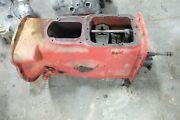 Ford 8n 8 N Tractor Trans Tranny Transmission Drive Gear And Case Housing