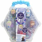 Tara Toys Frozen 2 Necklace Activity Set Best Gift For Girls For Ages 3 And Up