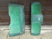 70 71 72 73 74 Dodge Challenger Plymouth Barracuda Rear Back Seat Cushions Vgc