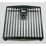 John Deere Am37252 Grille With Medallion 214 216 312 317 200 208 210 212