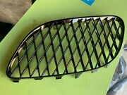 Bentley Continental Supersports Front Bumper Right Black Cooling Air Grill