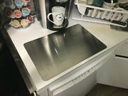 Stainless Steel Cutting / Chopping Board | Counter Top Protector Various Sizes