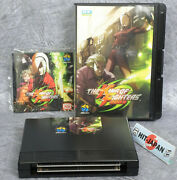 The King Of Fighters 2003 Kof Good Condition Neo Geo Aes Snk 1701 Free Shipping