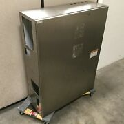 Hoffman Csd483612ssr Stainless Steel Electrical Enclosure 48 X 36 X 12, Holes