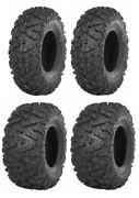 New Complete Set Of Maxxis Bighorn 2.0 Tires - 1998-2001 Arctic Cat 500 4x4