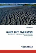 Lower Tapti River Basin By Biswas, Sunit New 9783844303667 Fast Free Shipping,,