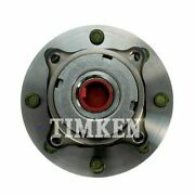 Timken Front Wheel Hub And Bearing For 99 Ford Super Duty Pickup Truck 4wd 4x4