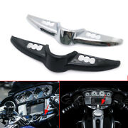 Batwing Switch Dash Panel Accent For Harley Touring Electra Glides Street Glide