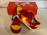 Nib Collectible 1985 Nike Flame Mulyr/y Track Spike Shoes Size 6 Nwt 2882