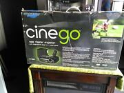 Cinego Home Theater Projector Brand New In Box, Never Used