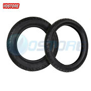 Front And Rear Motorcylce Tires 100/90-19 And 130/90-16 For Harley Sportster 6 Ply