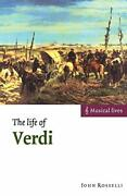 The Life Of Verdi Musical Lives, Rosselli 9780521669573 Fast Free Shipping-,