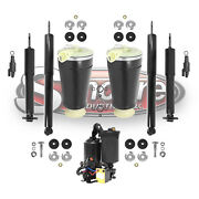 1990-2002 Lincoln Town Car Air Suspension Springs, Shocks And Compressor Kit
