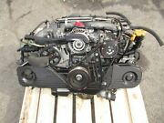1999-2005 Subaru Impreza Forester 2.0l Engine Jdm Replacement Motor For 2.5l