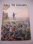 1970 Issue Call To Colors A Model Figure And Heraldry Hobby Zine 72 Pages