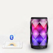 Bt Mini Size Led Color Ball Speakers With Remote Control