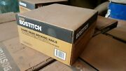 Bostitch Dome Head Decking Nails 65mm X 2.7mm Box Of 1600 Stainless Steel Unused