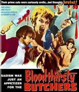 Bloodthirsty Butchers Blu-ray Code Red Andy Milligan