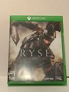Ryse Son Of Rome Microsoft Xbox One, 2013 Tested Completed