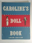 Caroline's Doll Book By Joyce Haber And R Taylor Caricatures Of 1960's Celebrities
