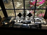 Marx / Lionel Lot O27 Switch Gauge Train Set,track,transformer,switches See Pics