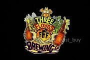 Three Floyds Brewing Beer Lager Led 3d Neon Sign 20 Light Lamp Decor Windows
