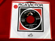 Elvis Presley I'm Gonna Sit Right Down And Cry Vg With Lines Rockabilly 45