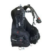 Scubapro Hydros X Womenand039s Bc/bcd With Air2 Inflator Scuba Diving Buoyancy Travel