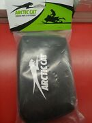 Arctic Cat Snowmobile Tow Strap With Storage Pouch 5639-247