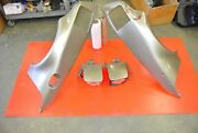 Porsche 930 911 Turbo Slant-nose Front Fenders And Headlights Rx7 Conversion