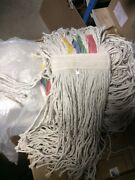 Wire Handled Wringing Mop Heads New X 8