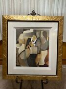 """Ethan Allen """"jazz Greats Vi"""" Limited Edition 115/325, Carlson Autographed Signed"""