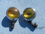 1930s 40s 50s Grote 211 Driving Fog Light And Brackets