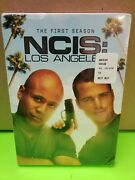 Ncis Los Angeles - The First Season Dvd, 2010, 6-disc Set Brand New- Sealed.