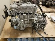 2013-2016 Scion Tc Engine And Transmission At 74k Fifth Digit Is F Of Vin