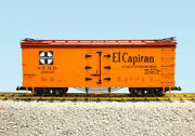 Usa Trains G Scale R16044-46-48 Santa Fe 3 Pack New Release
