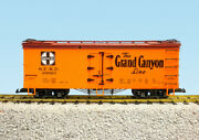 Usa Trains G Scale R16045-47-49 Santa Fe 3 Pack New Release