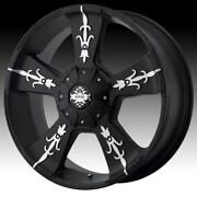 24 Wheels For Toyota Sequoia 4wd Sr5 2015 And Up 24x9 5x150