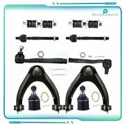 For 1996-2002 Honda Civic 10set Front Lower Ball Joints Upper Control Arms Set