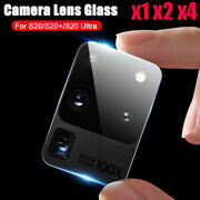 For Samsung Galaxy Note 20 Ultra/s20 Tempered Glass Camera Lens Screen Protector