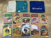 Leapfrog Leappad 10 Books Cartridge Set Learning Game System Console 57-000-01