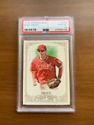 2012 Topps Allen And Ginter Mike Trout 140 Gem Mint Psa 10 Low Pop