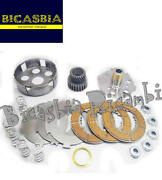 8112 - Set Spare Parts Clutch With Gearwheel Removable Vespa 150 Vbb1t Vbb2t