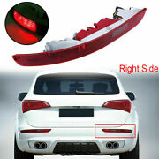 Right Lower Bumper Reflector Tail Light Reverse Stop Lamp For Audi Q5 2.0t 09-16