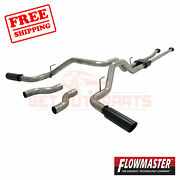 Flowmaster Exhaust System Kit For Toyota Tundra 2009-2019
