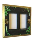 Hand Painted Wall Plate Light Switch Outlet Cover Southwest Toggle Rocker Gfci