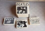 1964 Beatles Cards Topps Trading Cards Black And White Complete Set Series 1, 2, 3