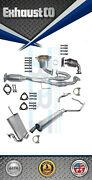Fits- 2003-2008 Nissan Quest Complete Exhaust System 3.5l With Gaskets